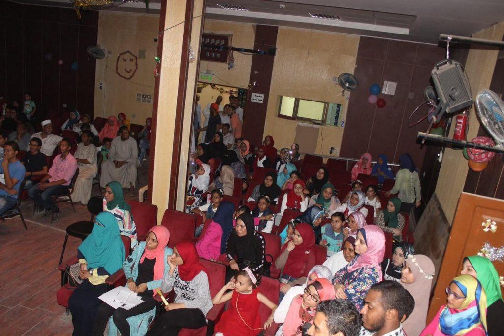 Cinema clubs in Upper Egypt